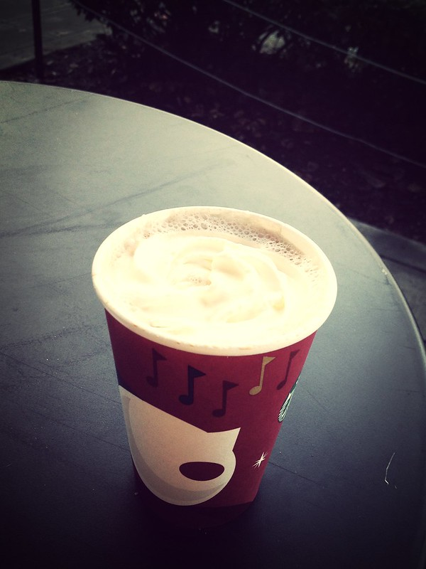 Coffeeneuring @ Alki