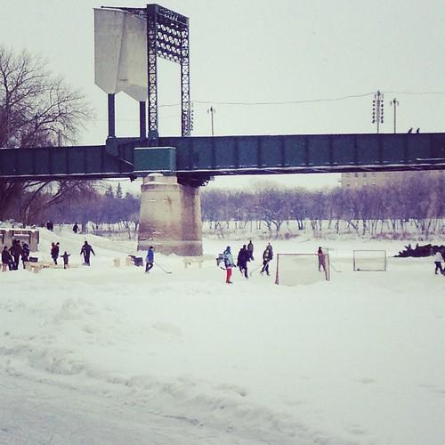 river skate