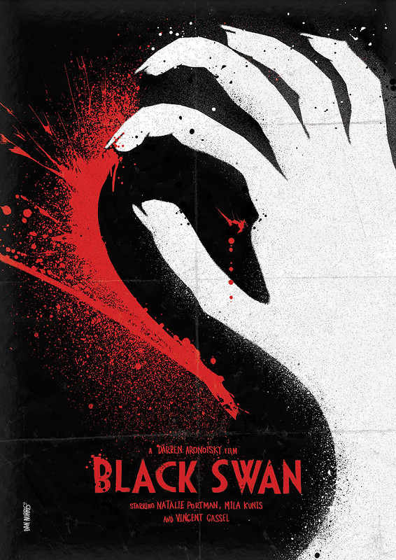 Black Swan by Daniel Norris - @DanKNorris on Twitter.