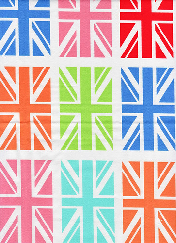 union flag tea towel