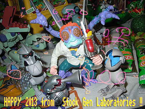 HAPPY CHEW YEAR !!; PARTY TO THE BAX '13