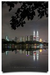 Happy New Year 2013 | 'Ingat 5 Sebelum 5' | Cityscape