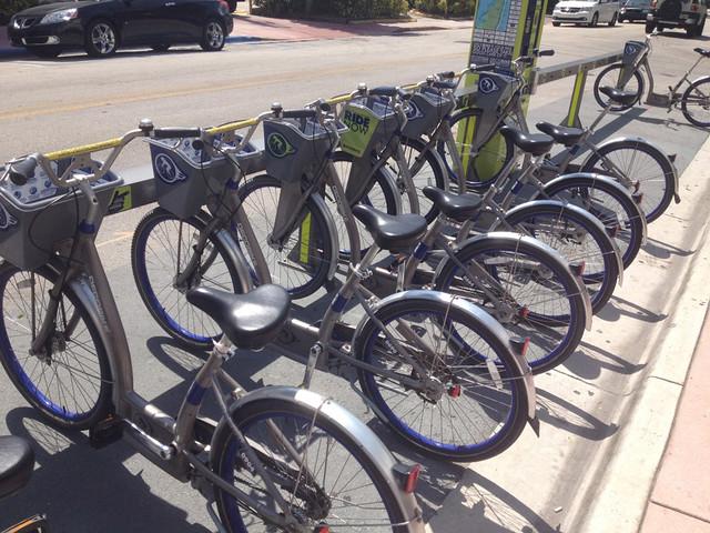 Miami Beach Bike Share Programs