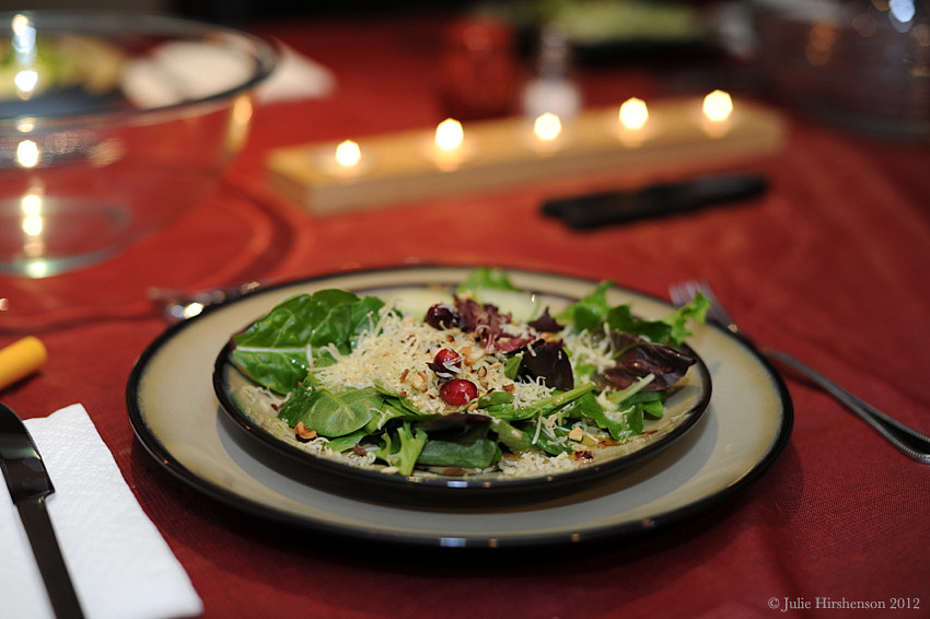 New Years Eve Feast - Salad