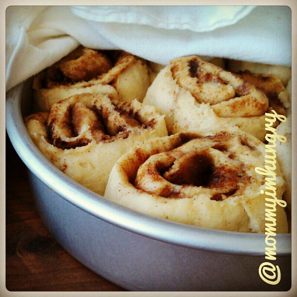 gluten free cinnamon rolls | Flickr - Photo Sharing!