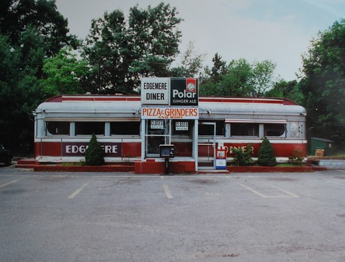 Edgemere Diner, Shrewsbury, Massachusetts 1993