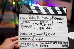 Full Sail's Beck 'Song Reader' Project