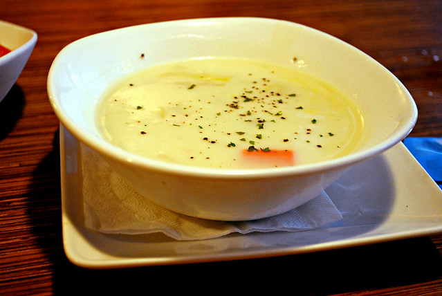 Cream Chowder