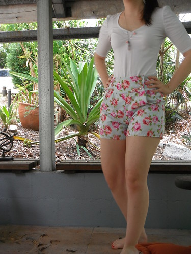 Shorts front #2