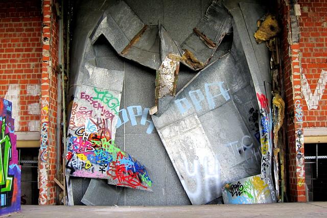 graffiti | teufelsberg . berlin