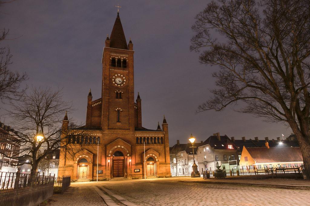 St. Paul's Church, Copenhagen