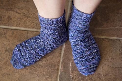 Shur'tugal socks done