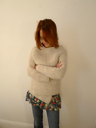 Teddywidder - knitting pattern