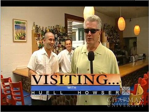 Huell Howser Venice Beach