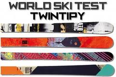 World Ski Test 2012 – twintipy