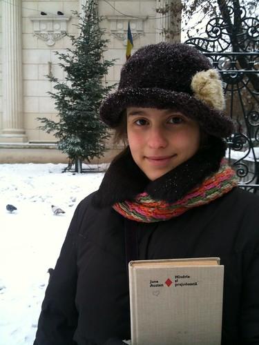 Romania: Adina Rojas - Bucarest by Sitio de Jane Austen