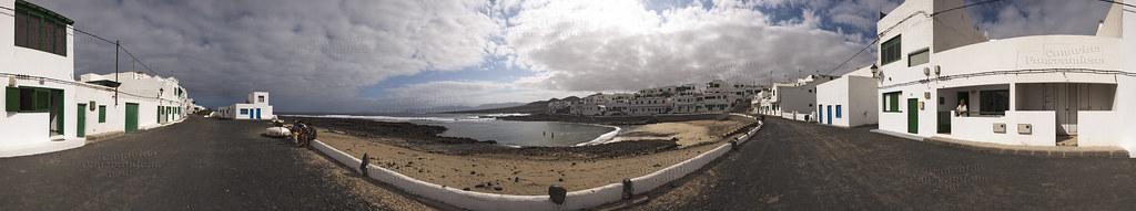 Caleta de Caballo, Teguise. Isla de Lanzarote
