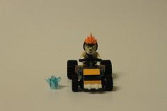 LEGO Legends of Chima Leonidas' Jungle Dragster Polybag (30253)