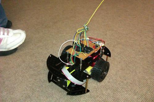 Robot Apus