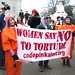 Women say no to torture