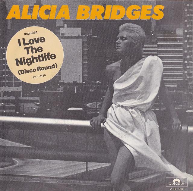 Alicia Bridges - I Love The Nightlive
