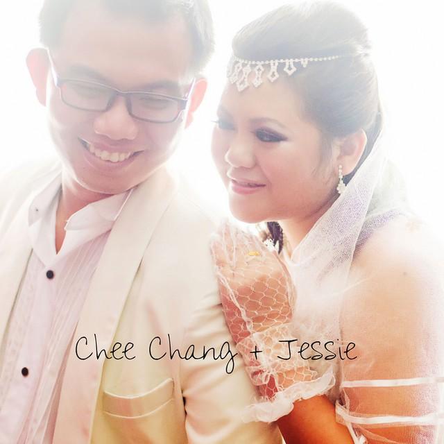 Chee Chang & Jessie Wedding