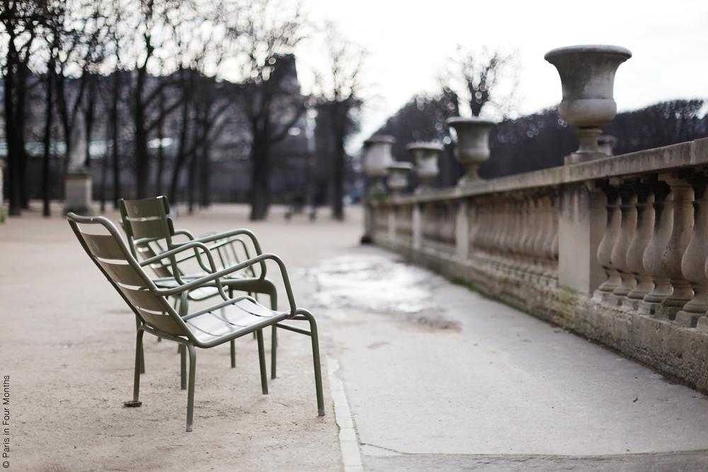 In Jardin du Luxembourg