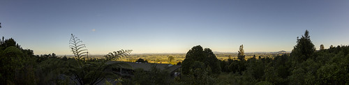 The View From Pirongia by Astronomr