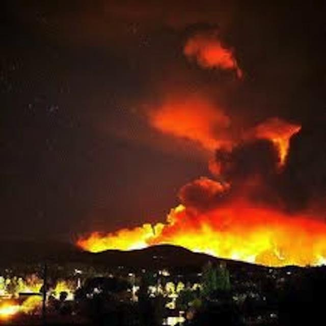 Little Bear Fire, Ruidoso, NM