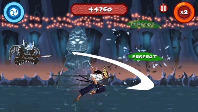 PlayStation Mobile: Samurai Beatdown