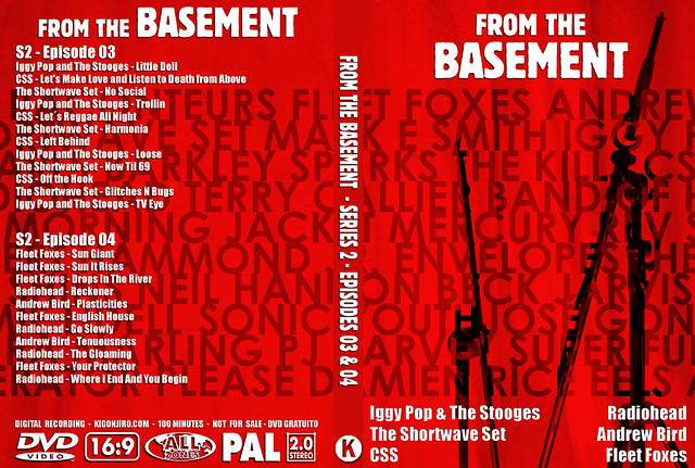 From The Basement Series 2 Episodes 3 & 4