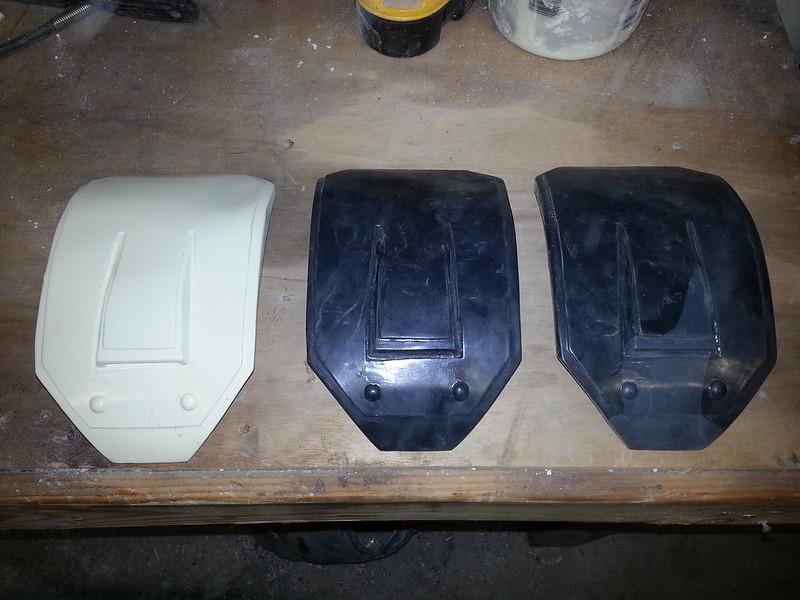 CQB Shoulder Plates