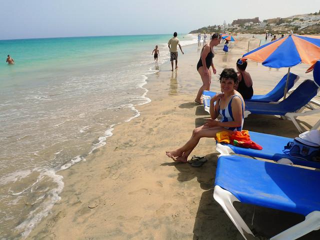 Sbh Costa Calma Beach Oasis Park