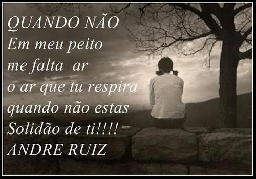 QUANDO NÃO by amigos do poeta
