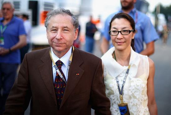 Michelle Yeoh Bakal Kahwini Bekas Presiden Ferrari