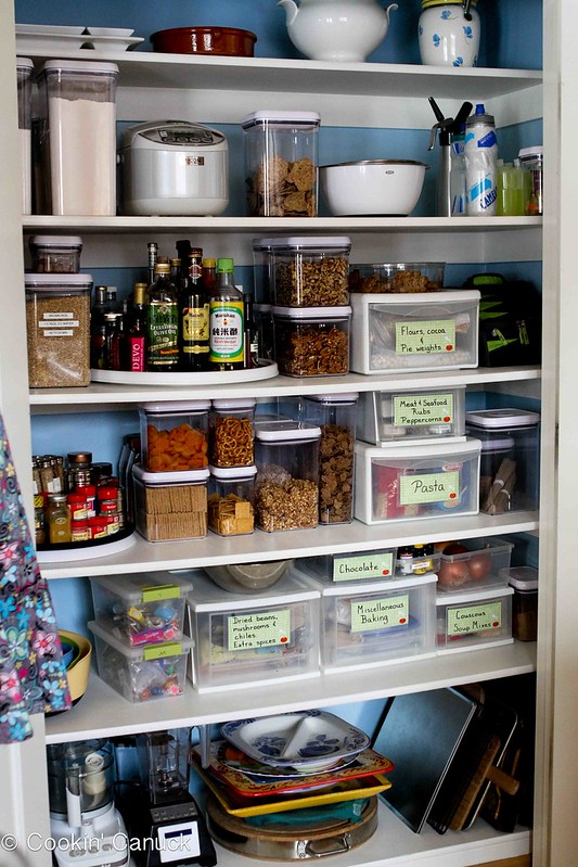 how to organize your pantry. Black Bedroom Furniture Sets. Home Design Ideas