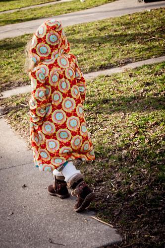 her winter dress (3)