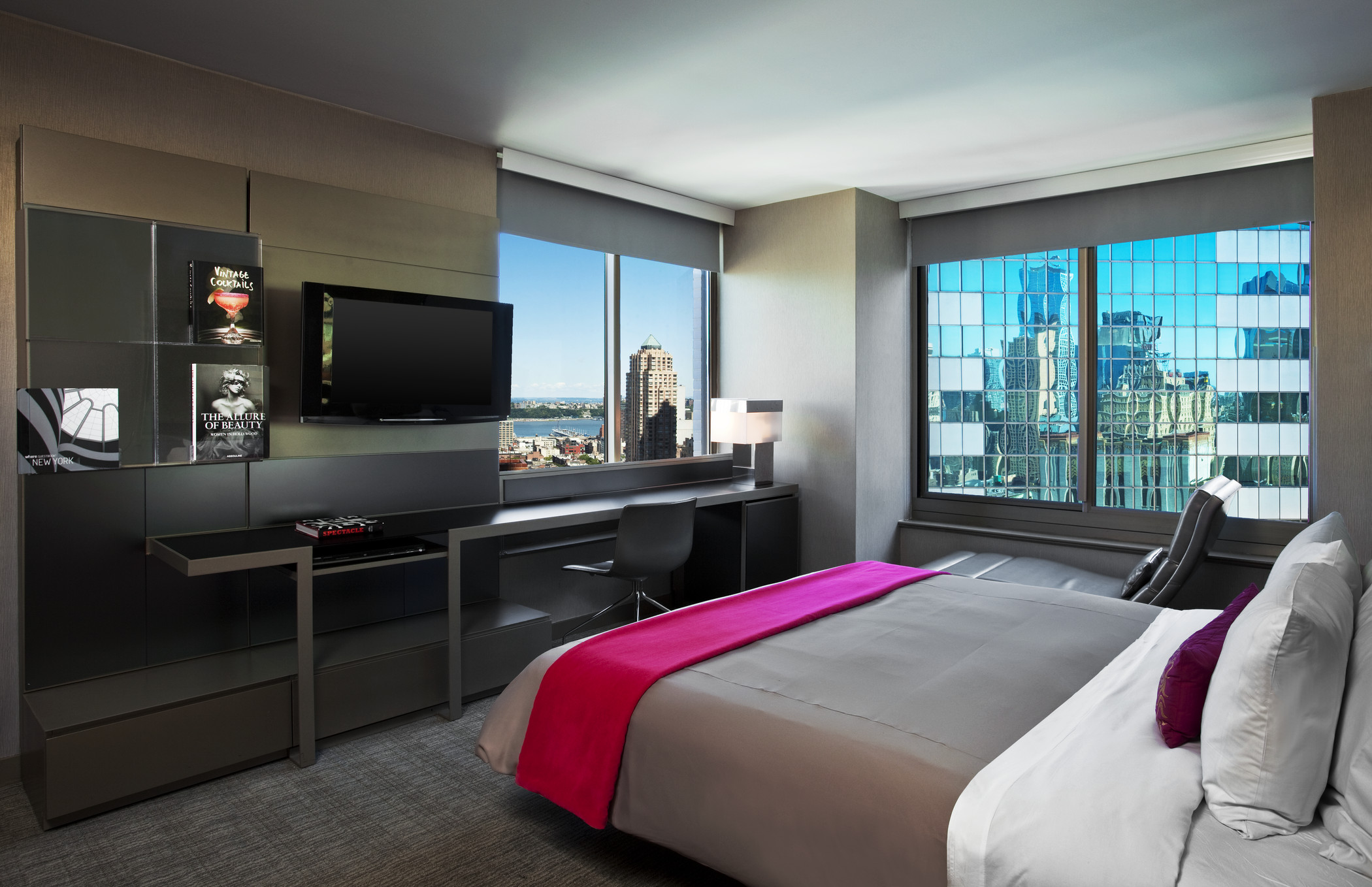 W New York Times Square Fabulous Room With River View Flickr Photo Sharing