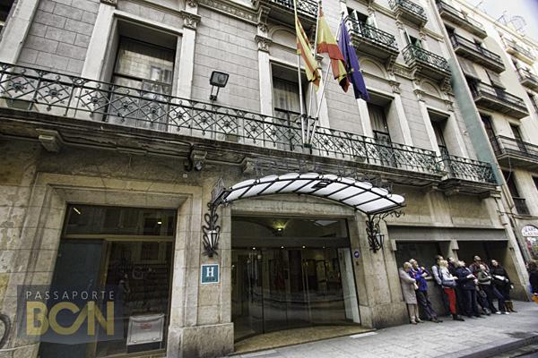 Hotel Gaudí, Barcelona