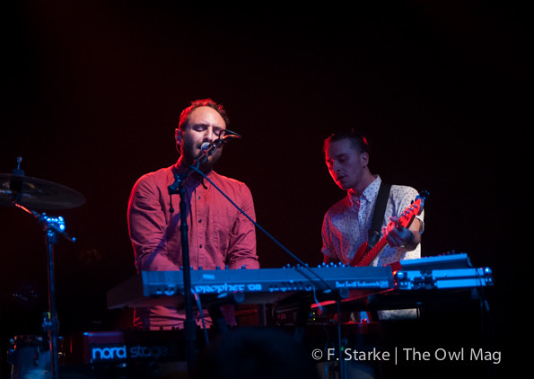 Local Natives @ El Rey Theatre, LA  01-29-2013