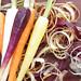 Heirloom carrots by Mister Jonny