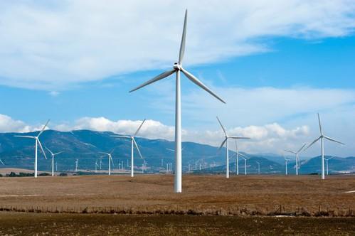 Ветроэнергетика стала основным источником электроэнергии в Испании