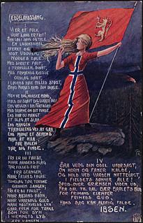 Fædrelandssang, 1914