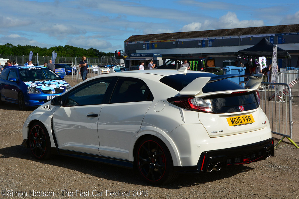 The Fast Car Festival 2016 Honda Civic Type R Si Flickr