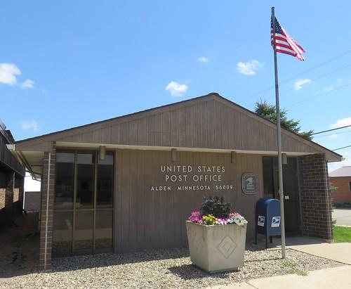 Post Office 56009 (Alden, Minnesota)
