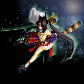 怎麼可能會畏懼戰場,我可是天才耶《Fate/Grand Order》 Rider/牛若丸  1/7 FIGURE