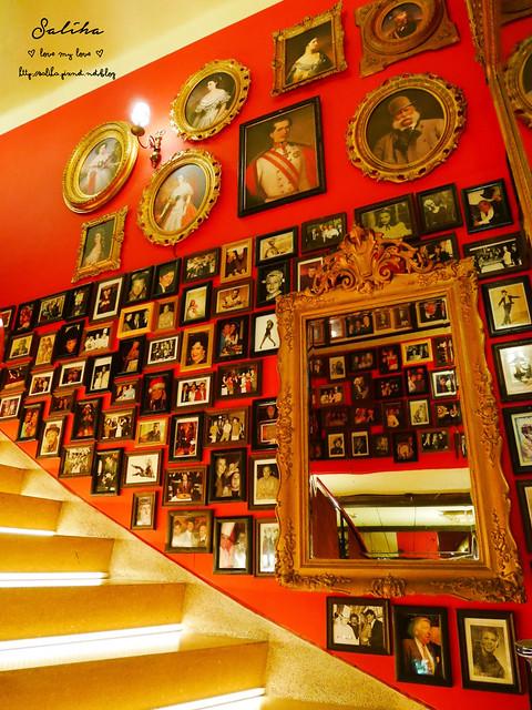 奧地利維也納餐廳推薦Marchfelderhof restaurant紅頂商人 (37)