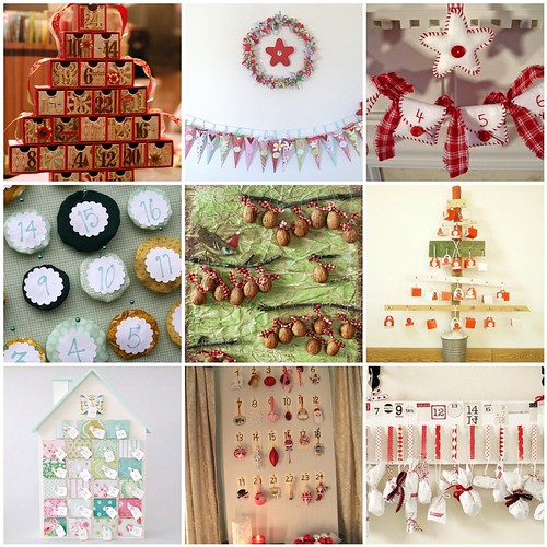 Friday Funspiration: Advent Calendars