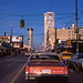 Robson and Thurlow -Vancouver - February 1978 by POP SNAP