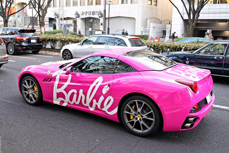 Hot Pink Ferrari Enzo Www Imgkid Com The Image Kid Has It